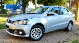 Aceita Troca VW Voyage Confortline 1.6 Flex Único Dono - 2017