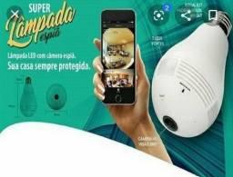 Lâmpada Espiã-Super lâmpada-Espiã com Câmera