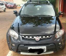 Vendo fiat strada adv/lock cd - 2012