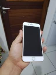 IPhone 8 Plus + 2 Capa Original (Estado de Novo)