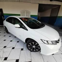 Honda Civic 2.0 carro lindo - 2015