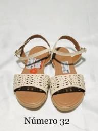 Sandalha nova