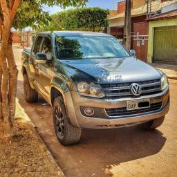 Amarok Highline 2.0 Turbo Diesel 4x4 - 2010