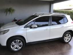 Peugeot 2008 Alure ano 16/17 - Automático - 2017