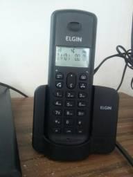 Telefone Fixo - Sem fio Elgin