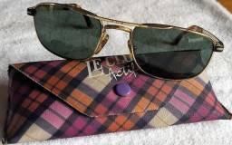 Óculos De Sol Le Club Actif Metal | Made In Italy | Vintage