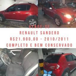 Vendo Renault Sandero Stepway super conservado - 2010