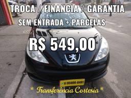 PEUGEOT 1.4 207 , SEM ENTRADA + PARCELAS R$ 549,00