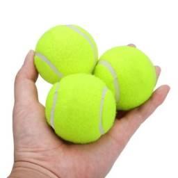 Bola de Tênis com 3 Unidades - Monaliza