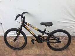 Vendo linda bike masculina aro 20 excelente promoc?a?o de 400 por apenas 350