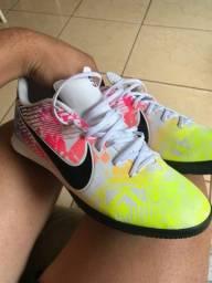 Chuteira futsal nike mercurial vapor 13 academy neymar