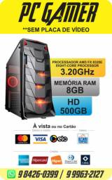 PC gamer AMD FX 8220E