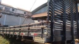 Carroceria Scania
