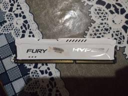 Memória RAM HyperX 8gb DDR3