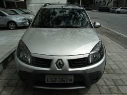 Renault Sandero Stepway 1.6 16V (Flex) 2011, Unico Dono, Apenas 37000Km