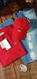 Kit boné + Camiseta Premium