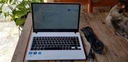 Vendo ou troco Notebook i3/4GB/SSD250GB