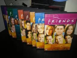 Dvd's O Melhor de Friends 1º-9º Temporadas+10º Temp Comp
