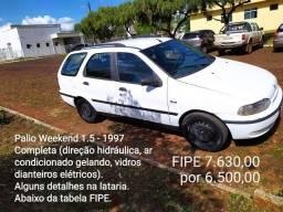Palio Wekeend 1.5 1997