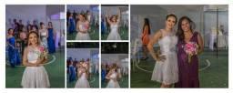 Vendo 2 vestidos de noiva. Lindos!