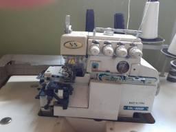 Máquina interlok sanspes