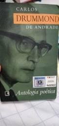 Carlos Drummond de Andrade, antologia poética