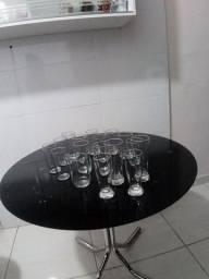 Vendo copos de cristal