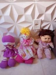 Bonecas feitas a mão!