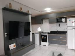 Apartamento com 3 dormitórios à venda, 63 m² por R$ 265.000,00 - Recanto das Palmeiras - T