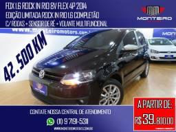 Volkswagen Fox 1.6 Rock in Rio 8v Flex 4p Completo C/ Volante Multifuncional 42.500 Km
