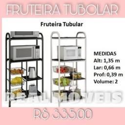 Fruteira tubular simples 1