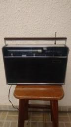Rádio Transglobe Philco 9 Faixas