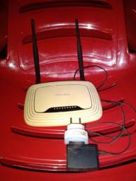 Roteador TP Link 2 Antenas