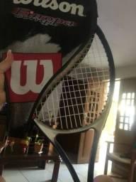 Raquete de tênis original WILSON
