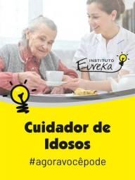 Combo Curso Cuidador de idosos + Atendente de Farmácia