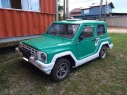 Gurgel X12 TR 1986 - repasse