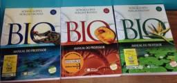 Biologia 3 Volumes - Sônia Lopes - Com Resolução/respostas