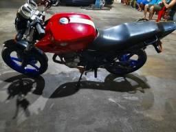 Cbx 250cc Em Dias No Ponto De Transferi