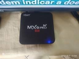 Tv Box MXQPRO 5G 64gigas