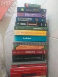 Livros faculdade medicina
