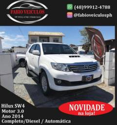Hilux SW4 Diesel Automatica