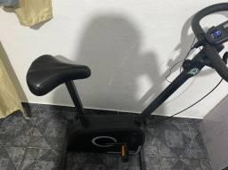 Ergométrica bicicleta
