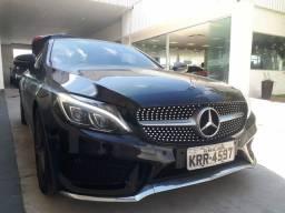 Mercedes -benz c250 2.0 sport couro turbo