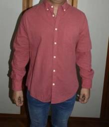 camisa manga longa espringfield