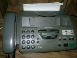 Título do anúncio: Telefone Fax Panasonic