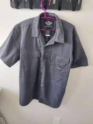 Camisa harley davidson tam G