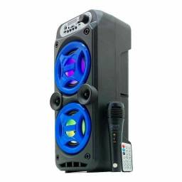 Caixa de som Bluetooth multifunção 20W