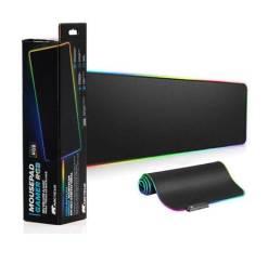 Mouse Pad Gamer Extra Grande Ledrgb 300 X 780 X 3mm Arcticus