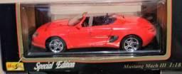 Mustang Marsh III 1/18 Maisto Edição especial