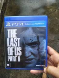 The last of us parte 2. Lacrado.. 160$ a vista.